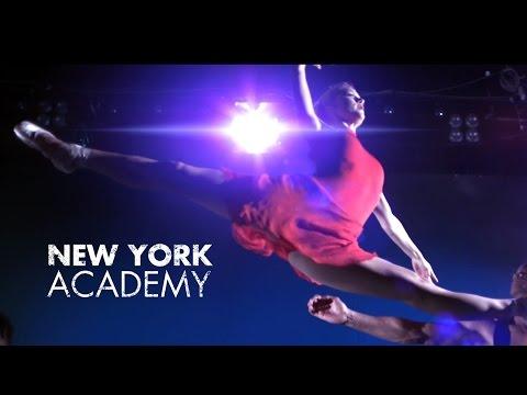 """New York Academy - Featurette """"Dietro le quinte"""""""