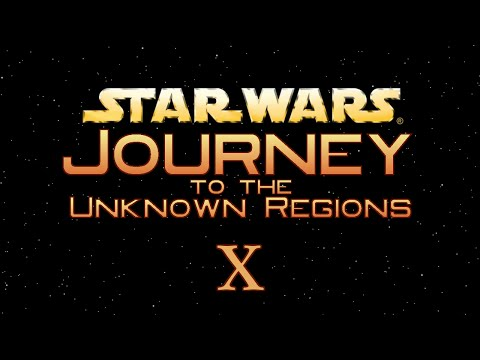 Star Wars: Journey to the Unknown Regions   10   Infinite Engine