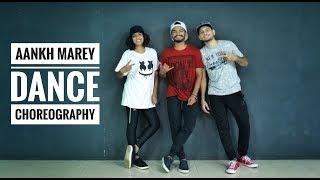 Aankh Marey- Simmba | Ranveer Singh,Sara Ali Khan | Dance Choreography | Punit Choreography