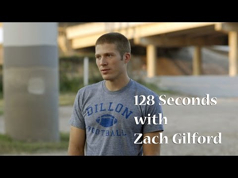 128 Seconds with Zach Gilford