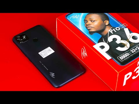 ITEL P36 PRO UNBOXING AND REVIEWS