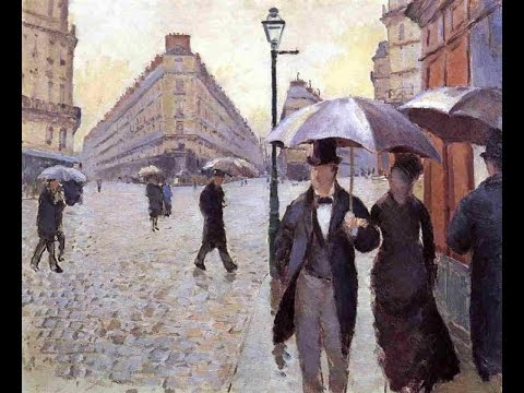 Gustave Caillebotte  French Impressionist Painter