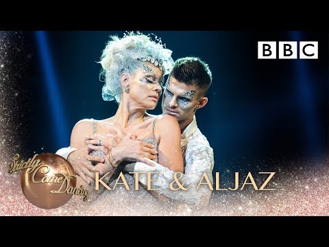 Kate Silverton and Aljaž Skorjanec Rumba to 'Skin' by Rag'n'Bone Man - BBC Strictly 2018