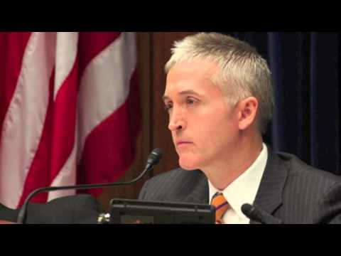 """Chair of Committee on Benghazi Rep.Trey Gowdy-""""Hillary is demonstrably false"""" there were 3 subpoenas"""