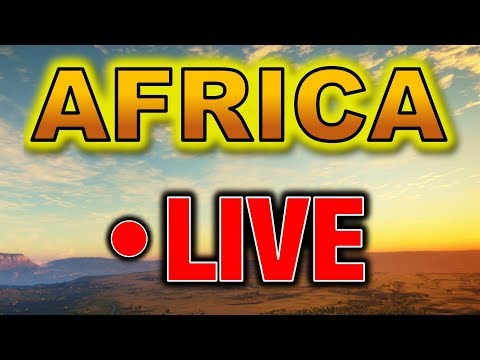 AFRICA IS LIVE! TheHunter Call Of The Wild