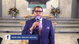 Hope and Healing Revival Series Night 7