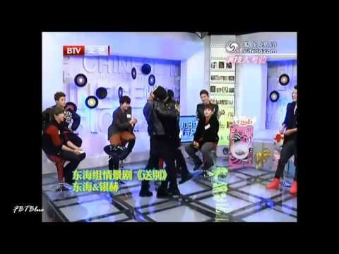 [Arabic Sub] 130118 Super Junior M - Music Billboard Interview Part_2/2