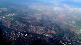Солнцево Парк и Внуково (Москва) с высоты самолета 06 05 2016(, 2016-05-18T15:17:01.000Z)