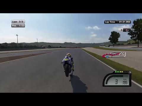 Motogp14 one of The best game of all-time!! |