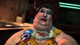 Dead Rising 3 Big Fat Lady Indigestion