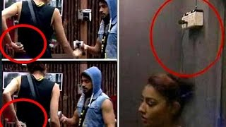 Bigg Boss 8 Halla Bol: Karishma Tanna Caught With A Cellphone