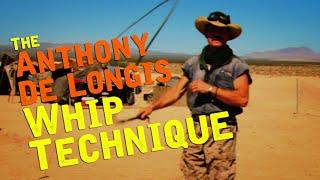 TheApocalypsePost: Anthony De Longis Whip Technique Demonstration