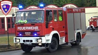 🚨 [Neu mit LED Blaulicht] TLF 16/25 Feuerwehr Stadtroda
