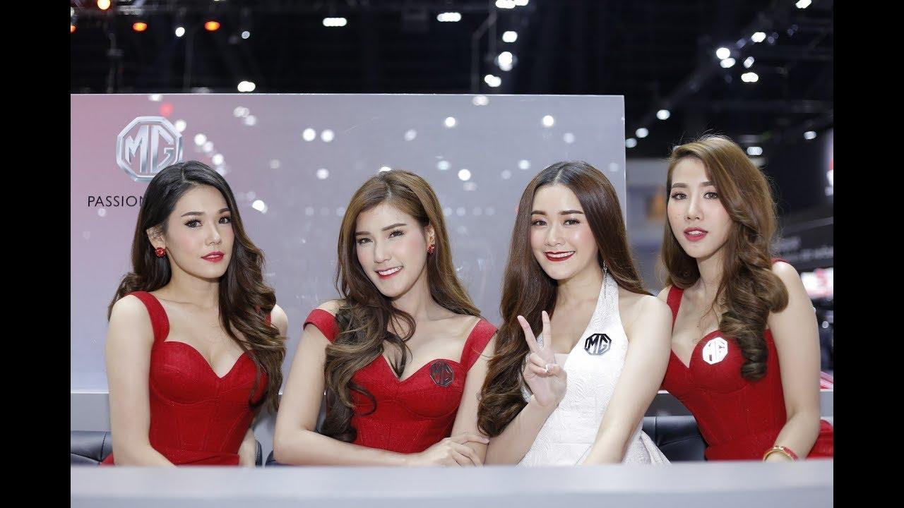 Bangkok Motor Show 2018 Models & Cars