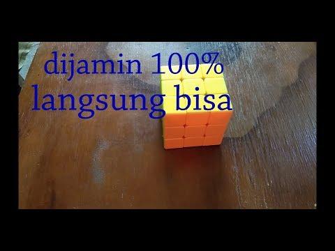 Tutorial Rubik Cube 3x3 | Alyssa Dezek.
