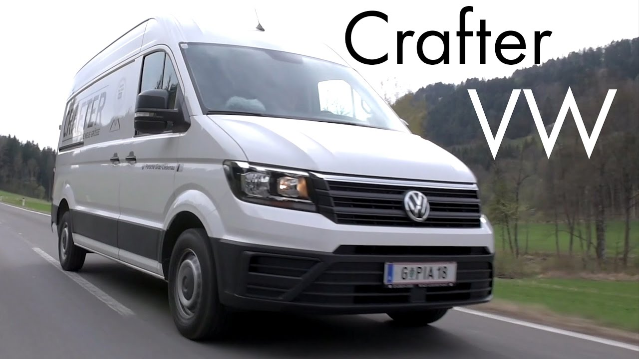 vw crafter 2017 youtube. Black Bedroom Furniture Sets. Home Design Ideas