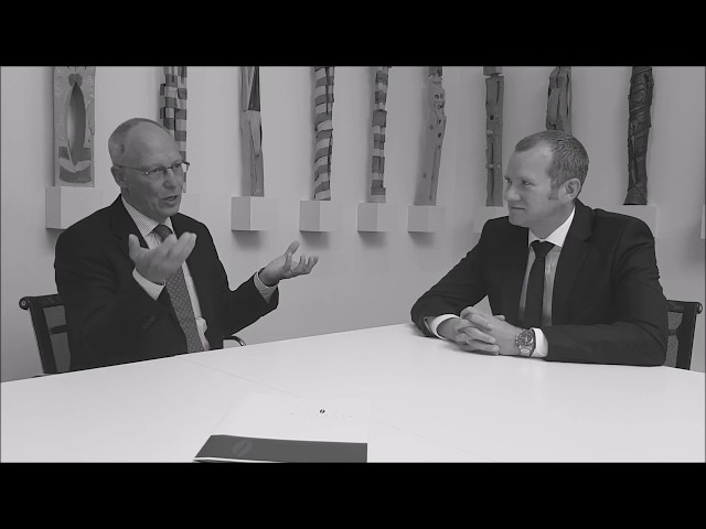 Betriebliche Altersvorsorge - Rechtsanwalt Dr. Körber im Gespräch mit Herrn Anton Wittmann