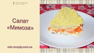 "Салат ""Мимоза"" (Salat Mimoza)"