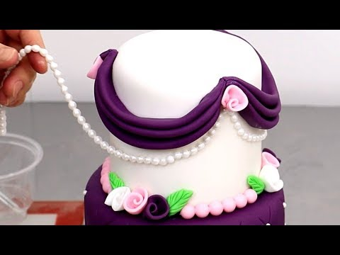 How To Make A Disney Princess Sofia Cake By