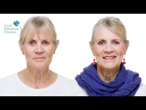 Makeup: Define Your Eyes and Lips Over 70