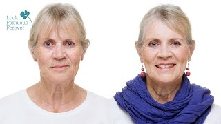 Makeup for Older Women: Define Your Eyes and Lips Over 70