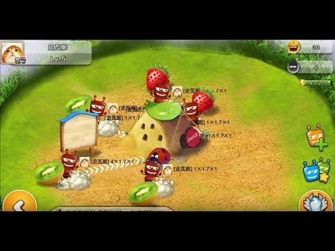 《蟲蟲帝國》手機遊戲玩法與攻略教學! - YouTube