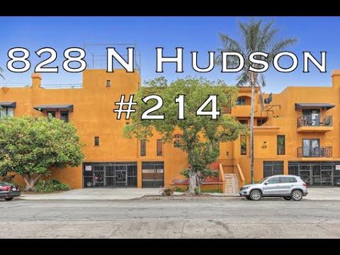 828 N Hudson #214, Los Angeles, CA 90038