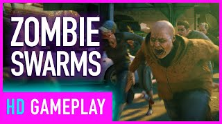 World War Z - Zombie Swarms Attack! Preview Gameplay | GDC 2019