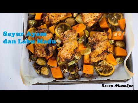 Resep Labu Madu Enak Dan Sederhana Resep Masakan Youtube