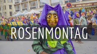 Sunday b4 Rosenmontag Karneval in Köln | Carnival in Cologne Germany Sony a6300 4K