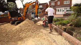 How to Lay a Block Paved Driveway