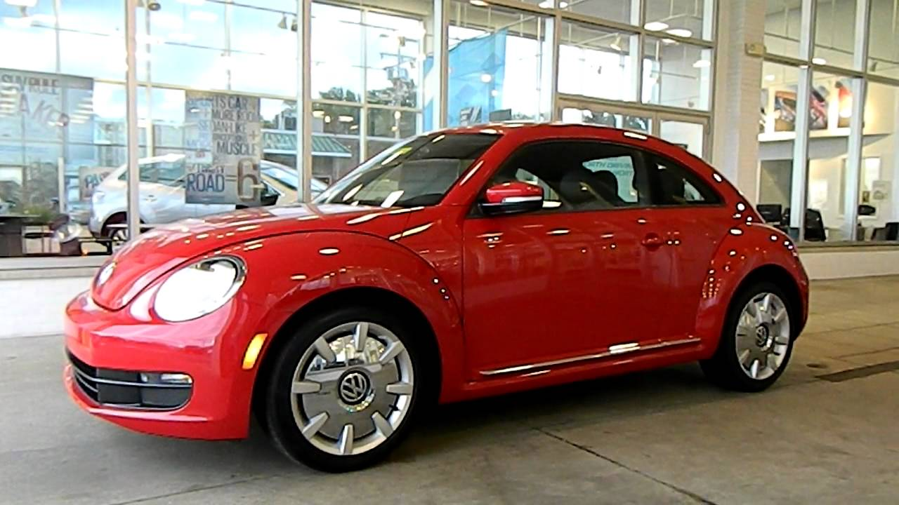 Tornado Red 2017 Vw Beetle 2 5 Eastside Volkswagen In Cleveland Ohio