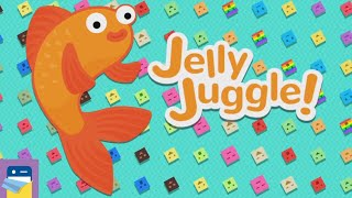 Jelly Juggle: iOS Gameplay (by Ian MacLarty)