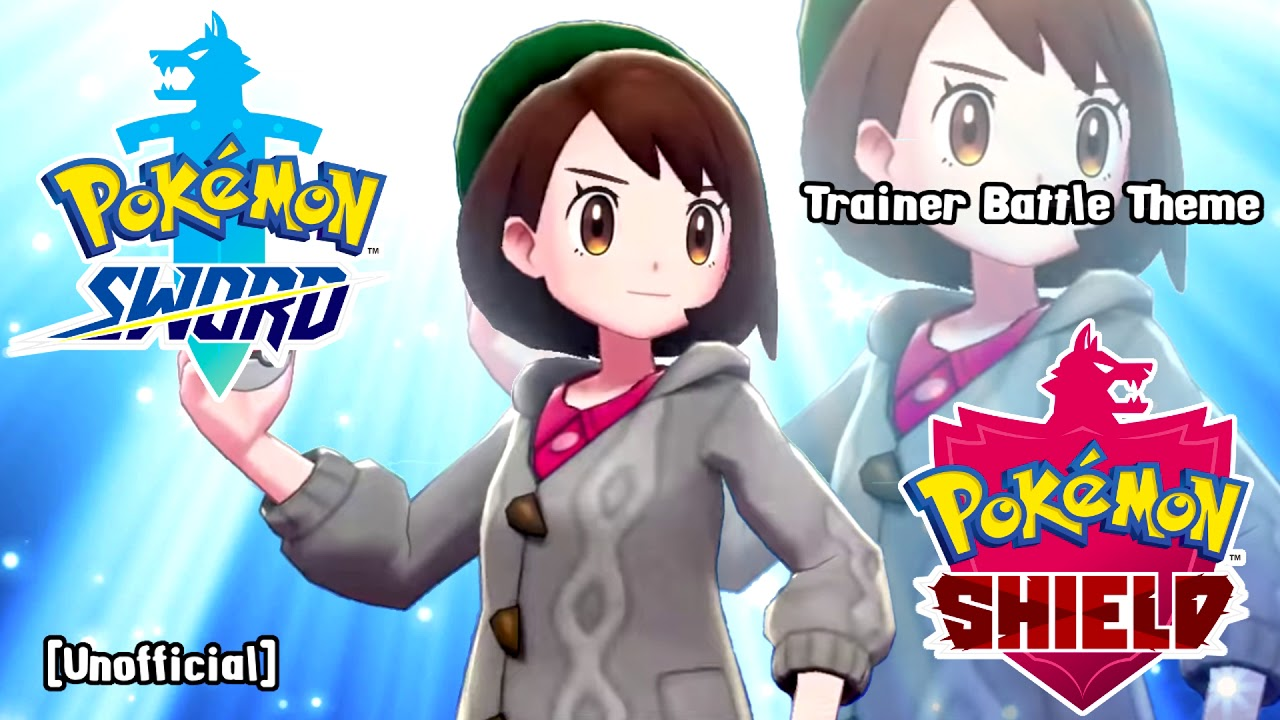 Pokemon Sword And Shield Trainer Battle Theme Unofficial Youtube