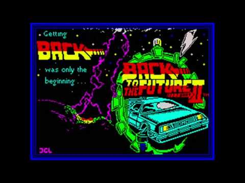 ZX Spectrum Music : Back to the Future Part II (1990)