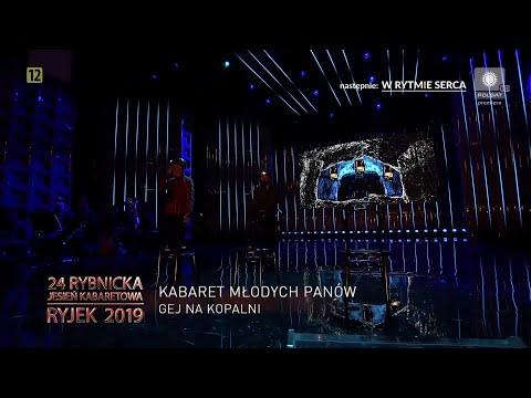 XXIV Ryjek- Kabaret Młodych Panów - Gej na kopalni