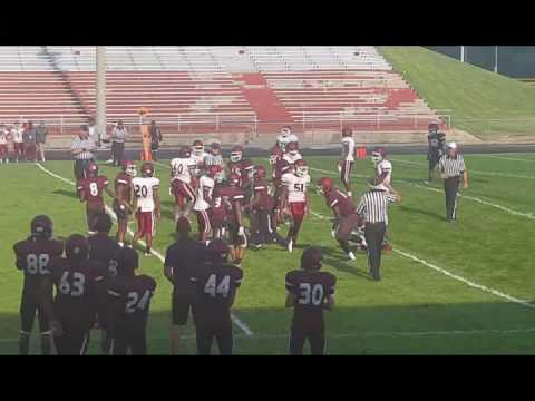 Peoria  High Freshman scrimmage