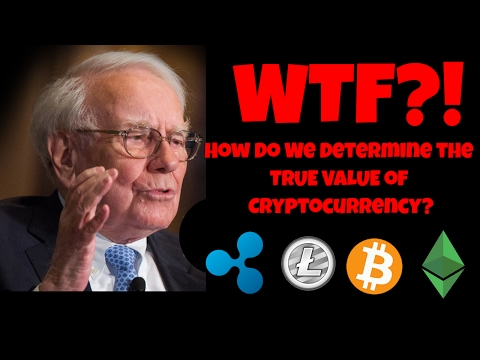 What is the True Value of a Cryptocurrency?