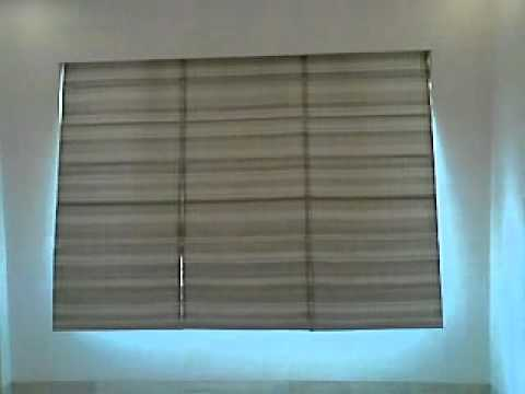 Office room with Curtains - YouTube