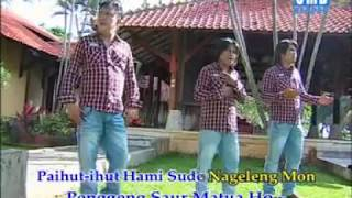 DANG HASUHATAN HOLONG MI - kompilasi 3 WARNA[Official Music Video]