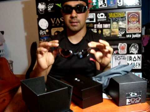 998432c1eac Oakley Pit Boss Reviews IMO - YouTube
