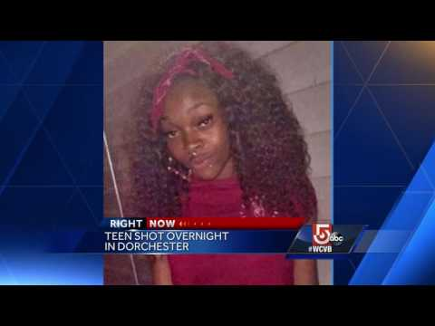 18-year-old injured in Dorchester shooting