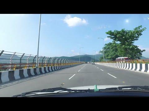 Brahmaputra new bridge in guwahati assam