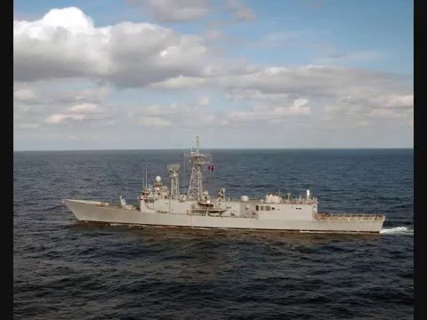 Oliver Hazard Perry Class Guided Missle Frigate slideshow