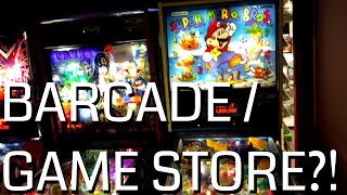 Barcade / Game Store Tour - Another Castle in Edmonds, WA