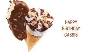 Cassis   Ice Cream & Helado