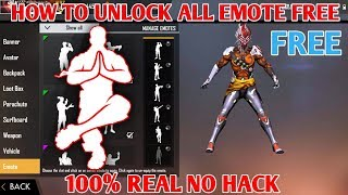 HOW TO GET FREE EMOTE IN FREE FIRE || HOW TO GET FREE DIAMONDS IN FREE FIRE ||HINDI||