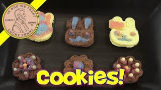 Bunny Cookies DIY Japanese Kit - Kracie Happy Kitchen Popin
