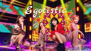 마마무/MAMAMOO - 너나 해/Egotistic 교차편집 /stage mix