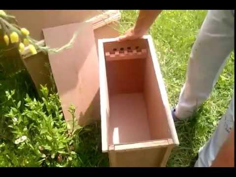 Тара(пакеты)для перевозки пчел.